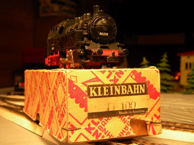 Kleinbahn D 100: Die letzten Produktionszyklen 00113