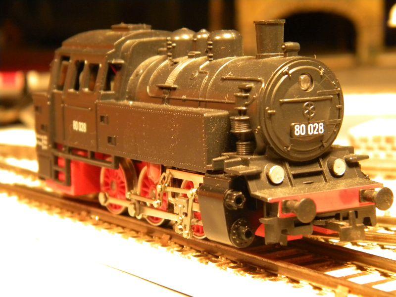 Kleinbahn D 100: Die letzten Produktionszyklen 00312