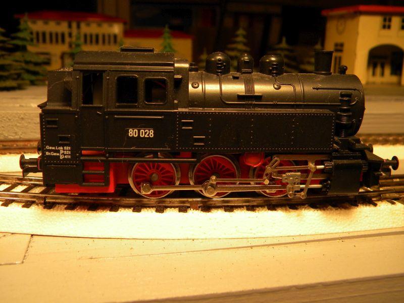 Kleinbahn D 100: Die letzten Produktionszyklen 003b10