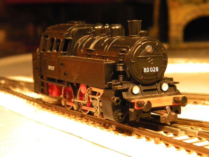 Kleinbahn D 100: Die letzten Produktionszyklen 00412