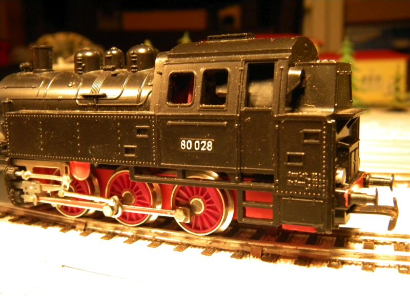 Kleinbahn D 100: Die letzten Produktionszyklen 004b10