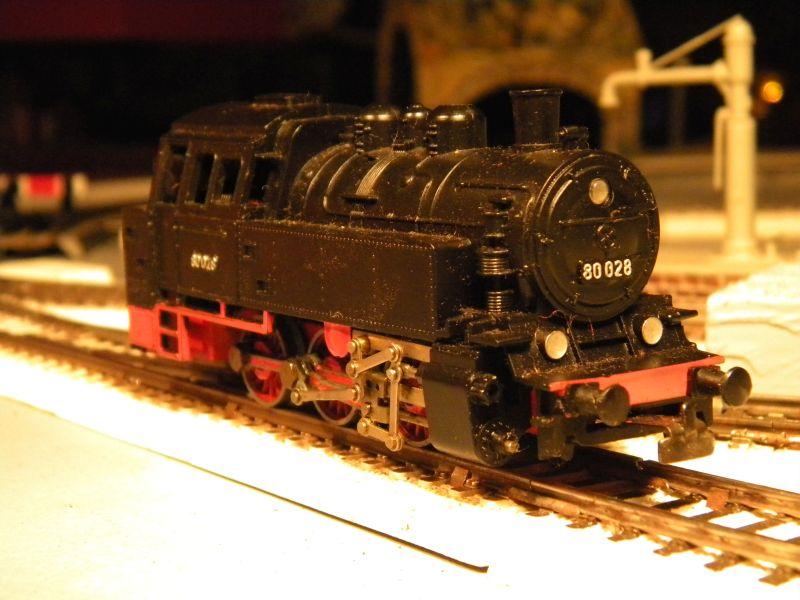Kleinbahn D 100: Die letzten Produktionszyklen 00512