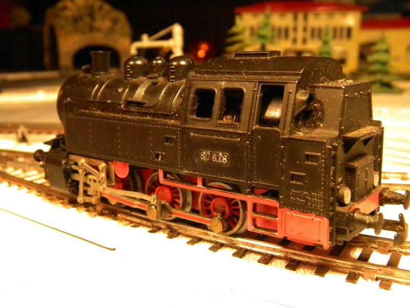 Kleinbahn D 100: Die letzten Produktionszyklen 00612