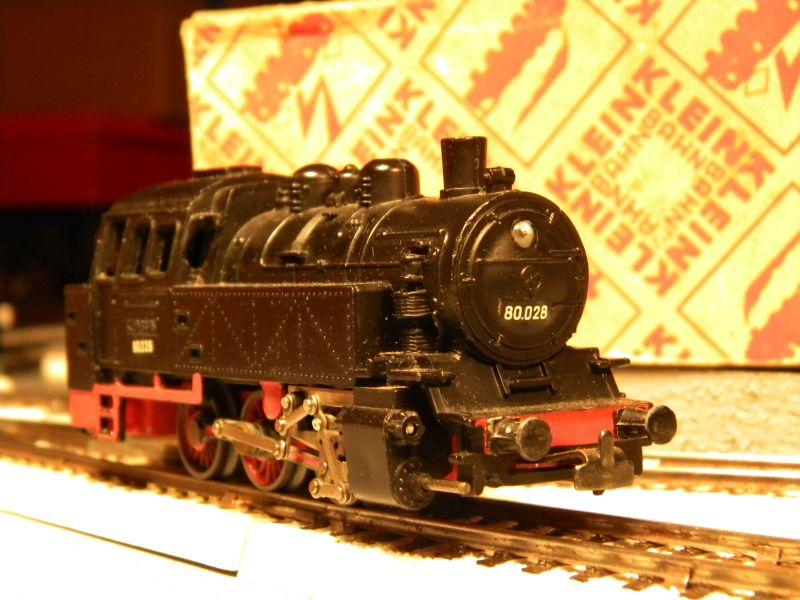 Kleinbahn D 100: Die letzten Produktionszyklen 01012