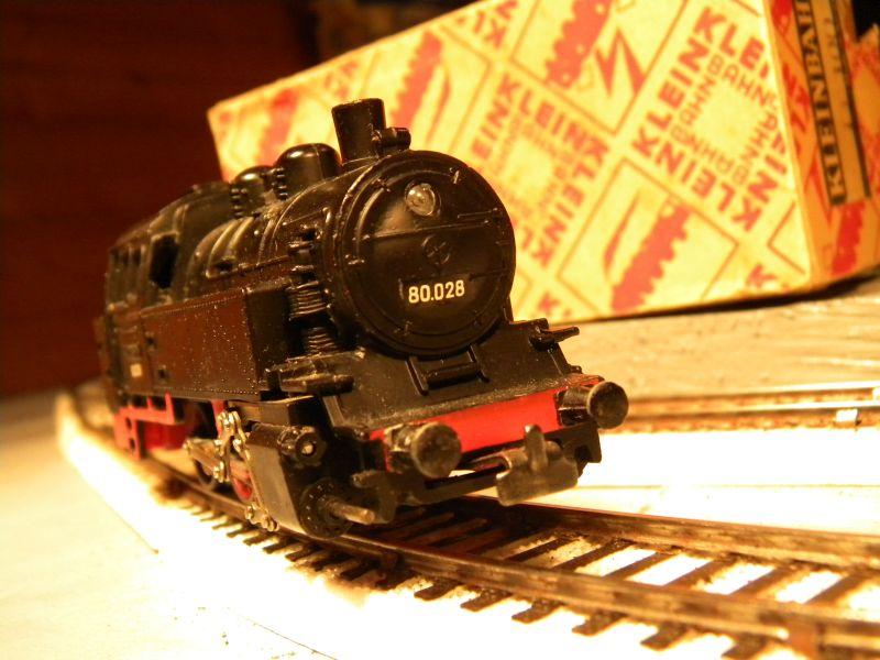 Kleinbahn D 100: Die letzten Produktionszyklen 01112