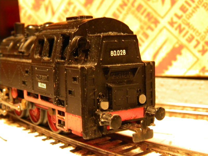 Kleinbahn D 100: Die letzten Produktionszyklen 01213