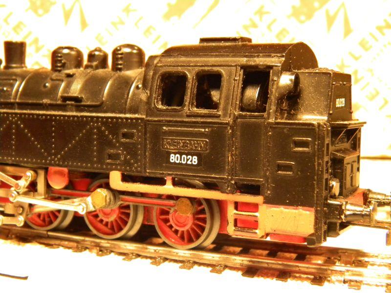 Kleinbahn D 100: Die letzten Produktionszyklen 01313